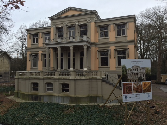 Villa renovatie